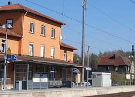Bahnhof Wicklesgreuth